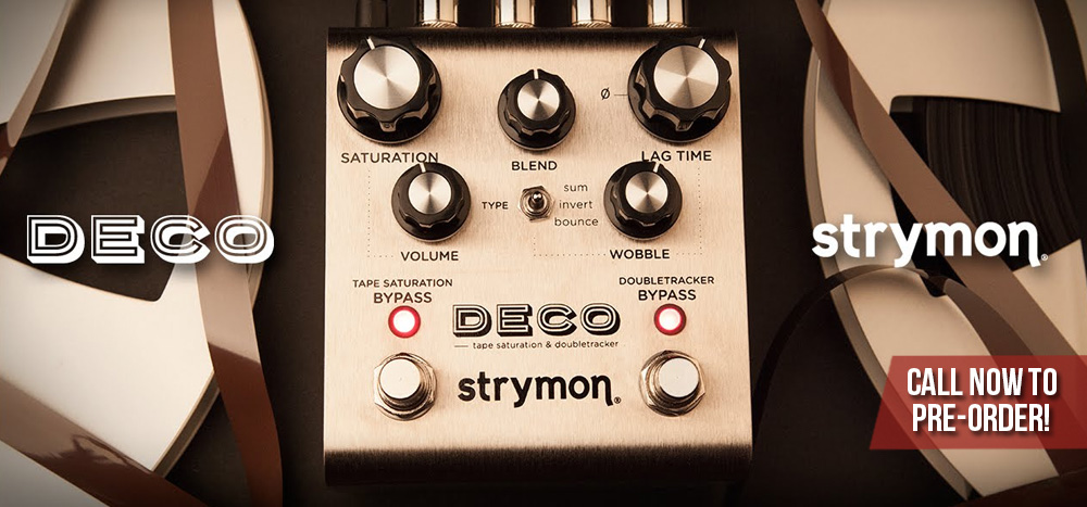 Strymon Deco Slider